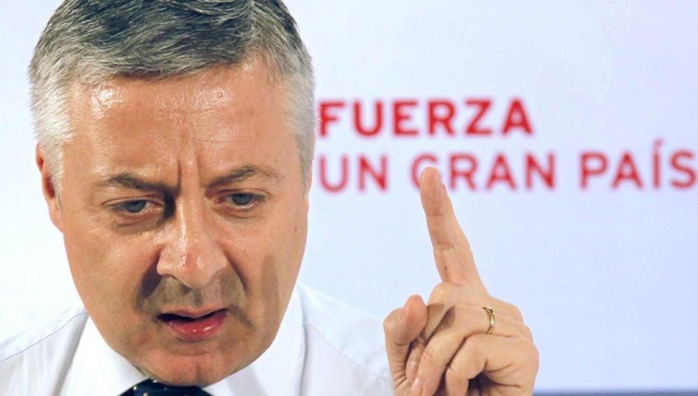 Blanco defiende la actuación española