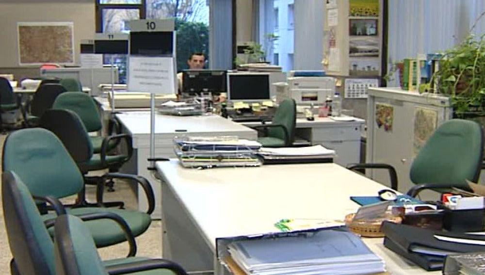 Un millón de personas no acude a diario a su puesto de trabajo