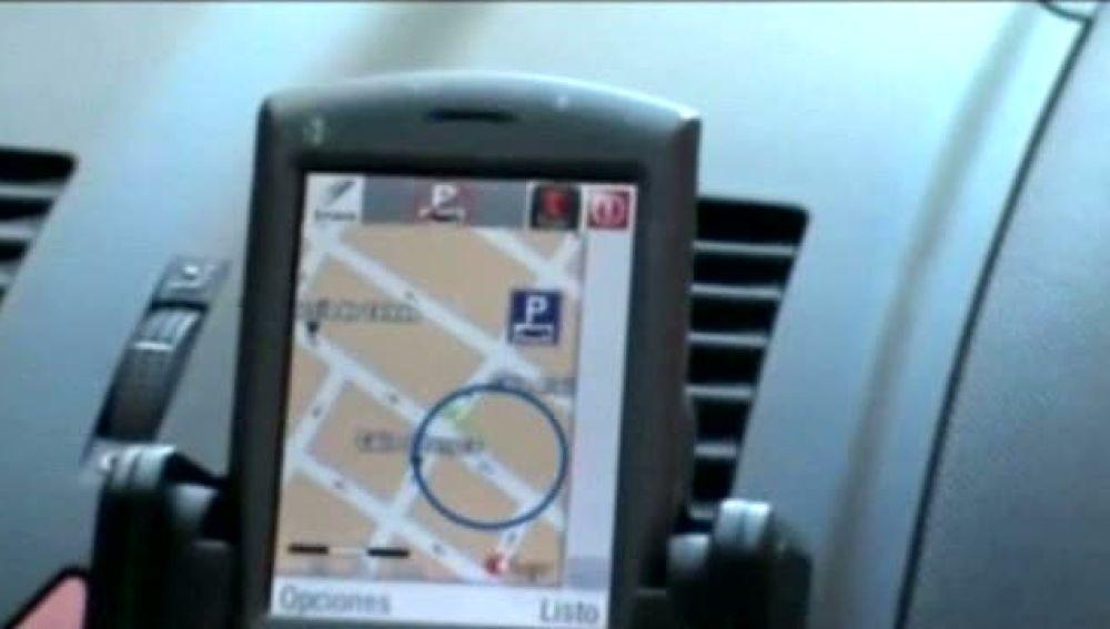 Una aplicación para móvil permite conocer el estado del tráfico