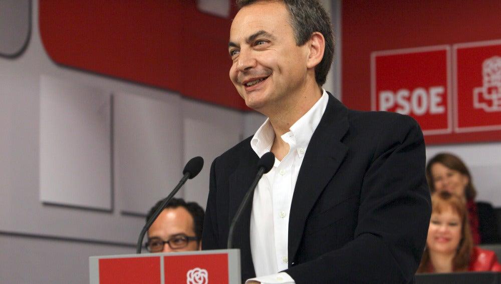 Zapatero ante el Congreso Federal