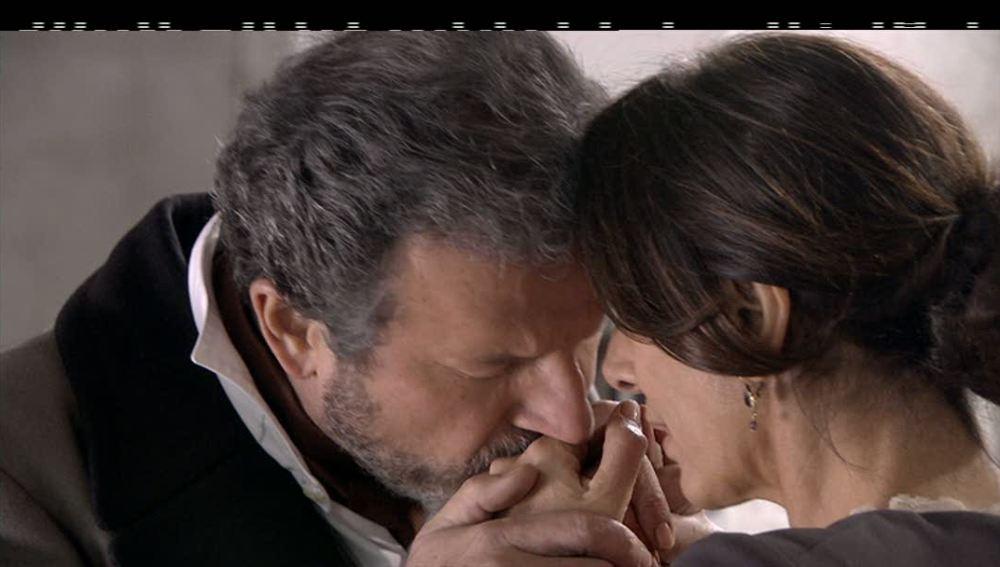 Carmen y don Germán más unidos que nunca