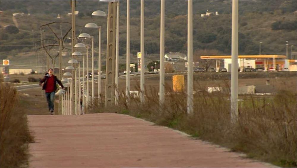 Culebra vuelve a Valle Perdido