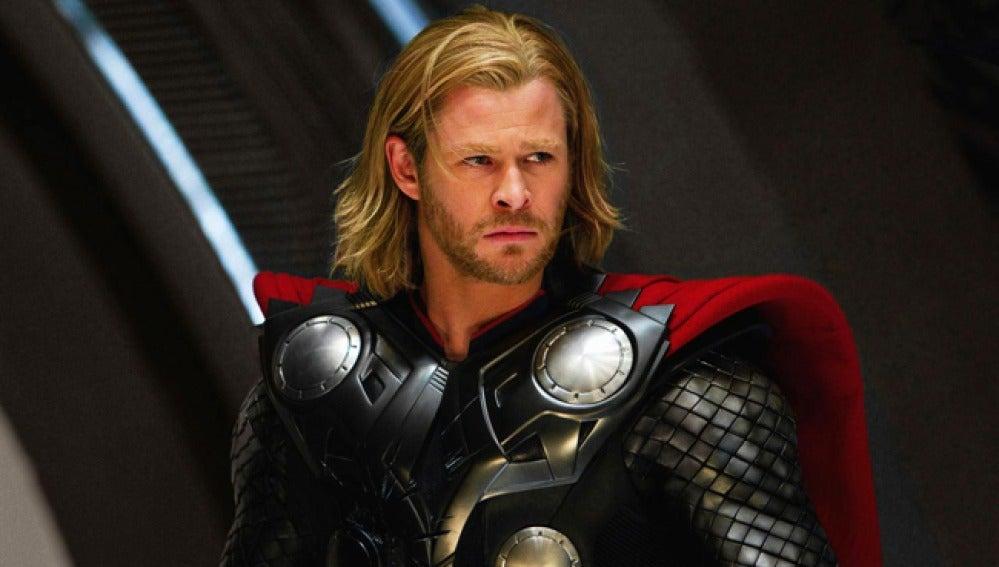 Chris Hemsworth es el auténtico 'Thor'