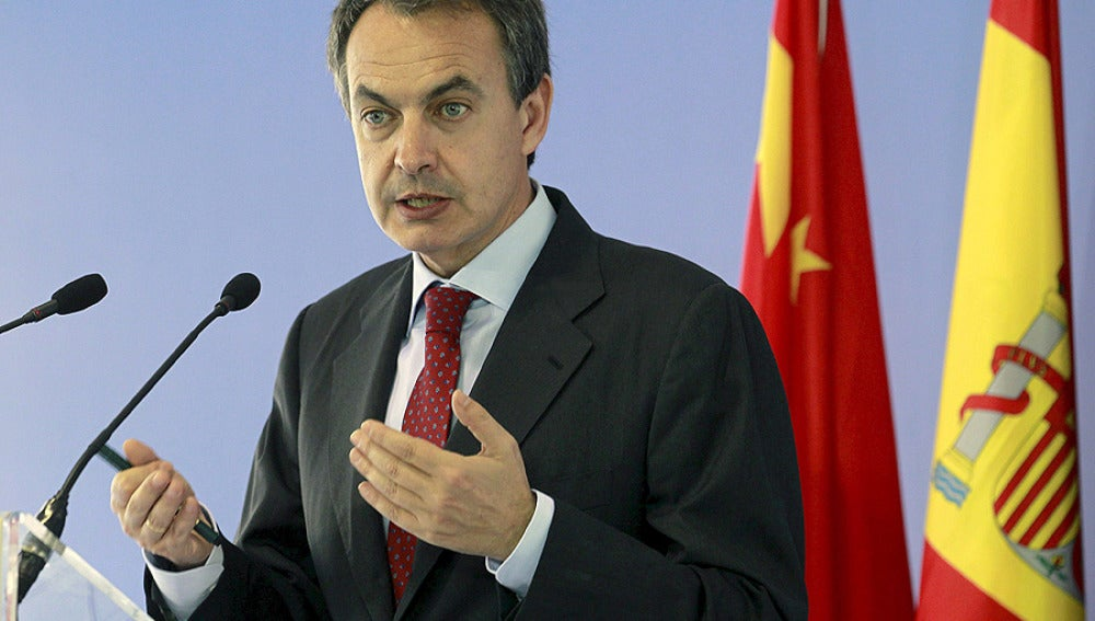 Zapatero en China