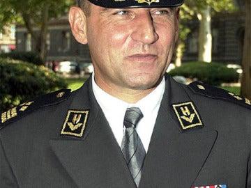 Gotovina, en una imagen del año 2000