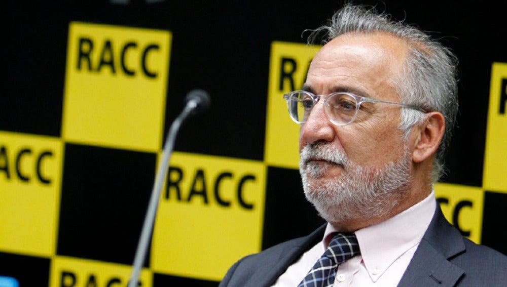 El director general de la Dirección General de Tráfico (DGT), Pere Navarro