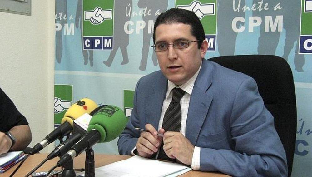 Abdelrrahim Mohamed, el diputado que se encuentra en prisión