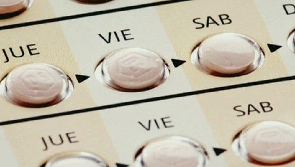 Anticonceptivos comprimidos / Foto de archivo