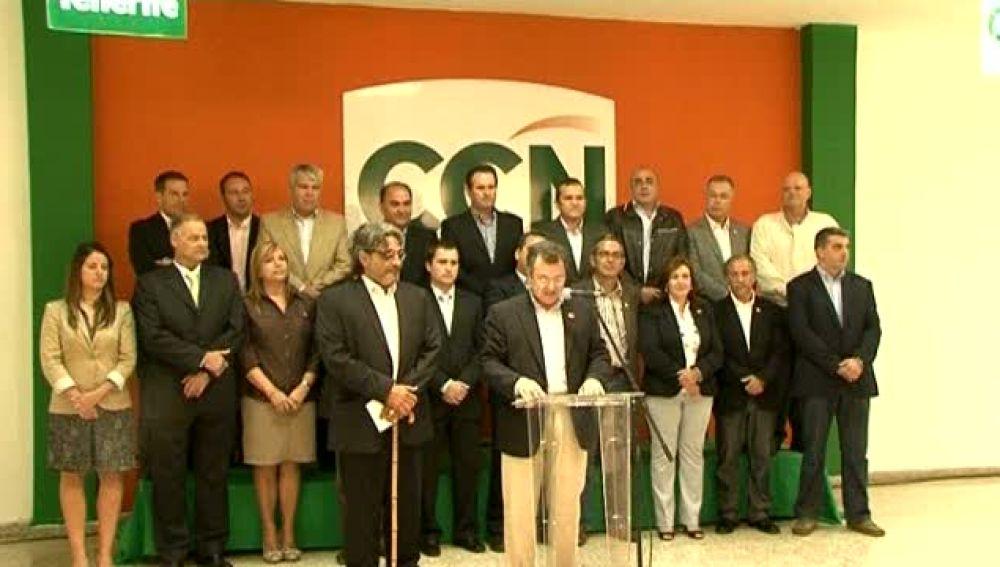 El CCN apuesta por la unidad de los nacionalistas