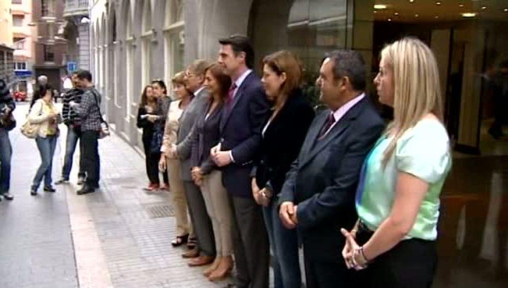 El PP presenta a sus candidatos a los 7 cabildos