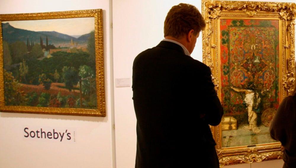 Exposición en Barcelona