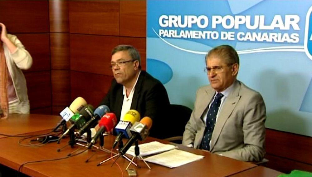El PP critica que ZP no cumpla sus compromisos con Canarias