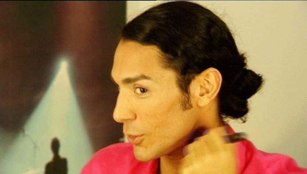Amador Rojas, bailador flamenco