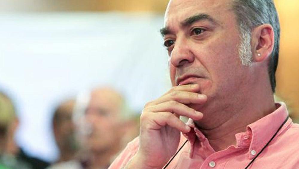 Martín Garitano, periodista de Gara e independiente en Bildu