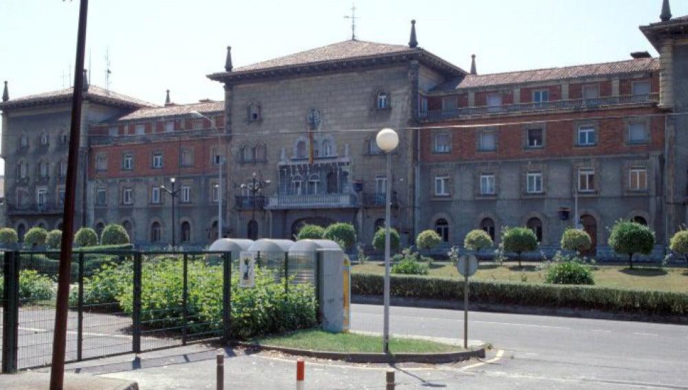Cárcel de Basauri (Vizcaya)