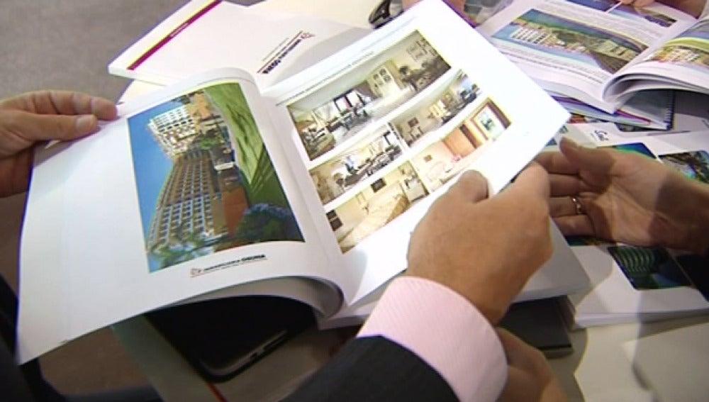 Barcelona celebra una feria inmobiliaria en la que quiere hacer negocios con Rusia.