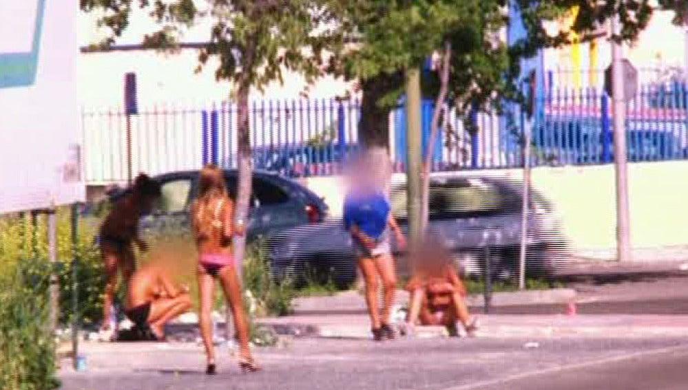 prostitutas en los poligonos prostitutas villaverde