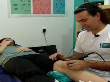 Los centros públicos de fisioterapia están infrautilizados