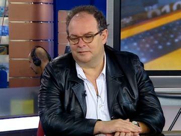 Javier Sánchez Simón, presidente de la Autoridad Portuaria de Las Palmas