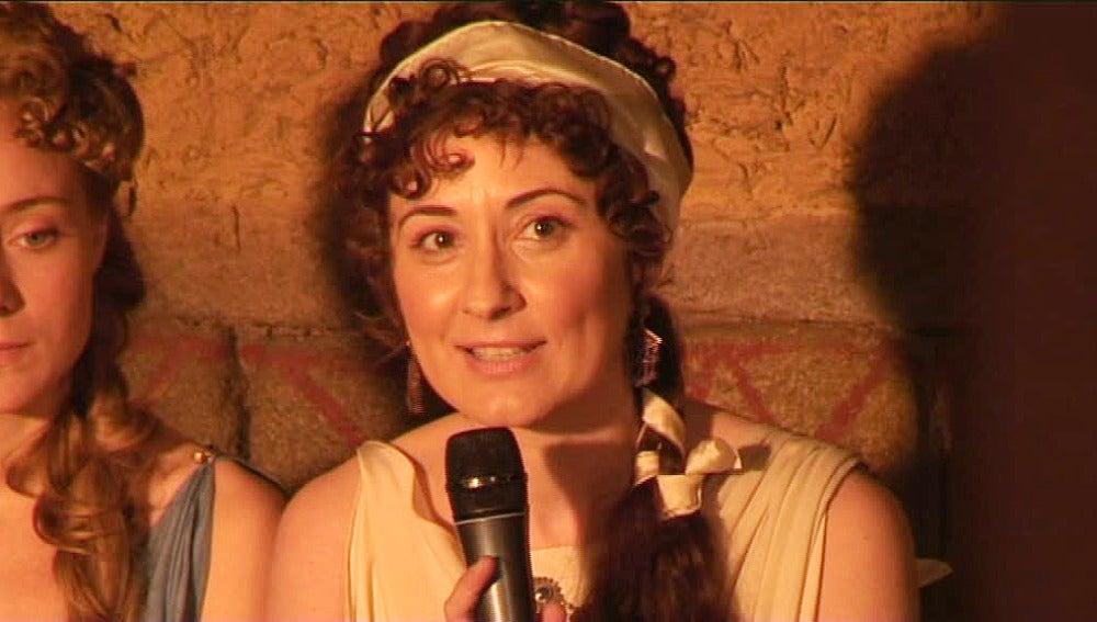 Así es Claudia en la segunda temporada