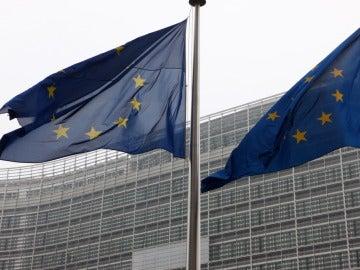 El edificio de la Comisión Europea