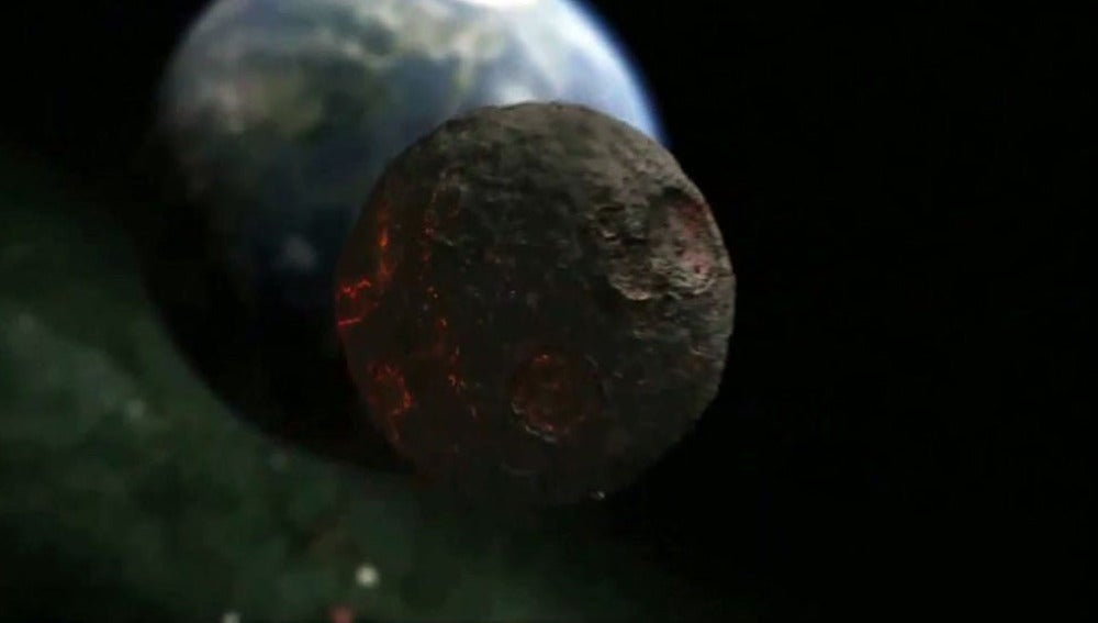 Un asteroide rozará la Tierra
