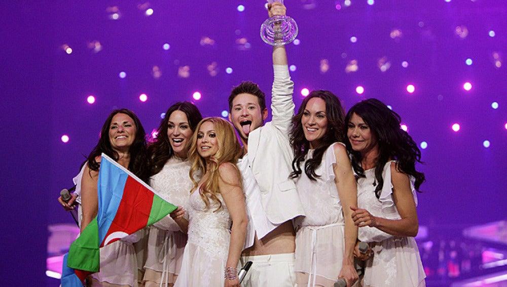 Azerbaiyán gana Eurovisión