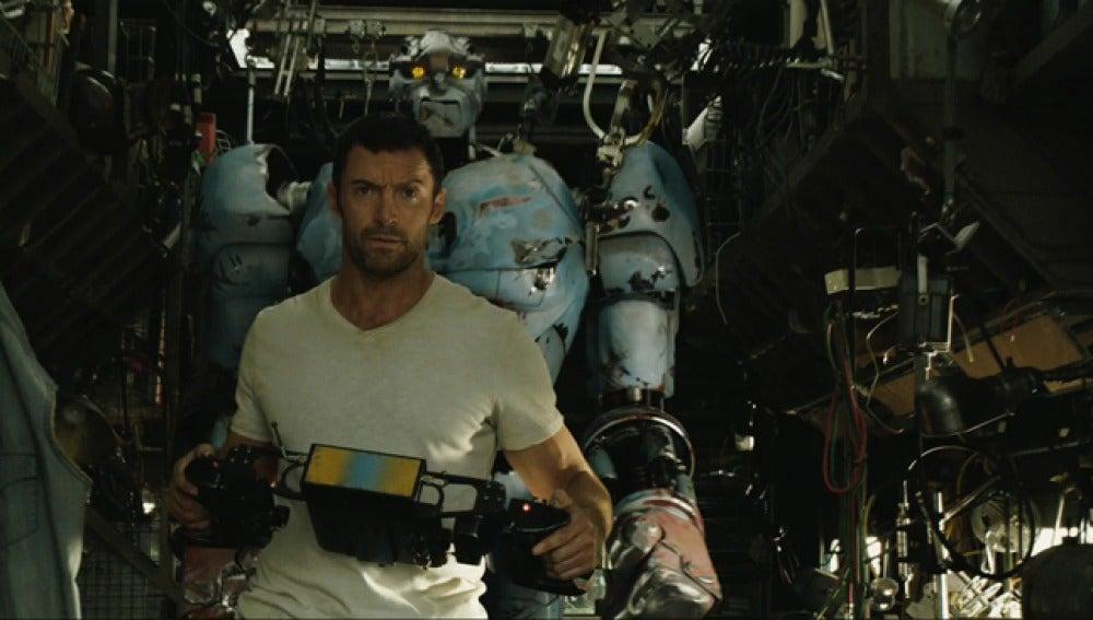 Hugh Jackman será el creador de estos robots-boxeadores