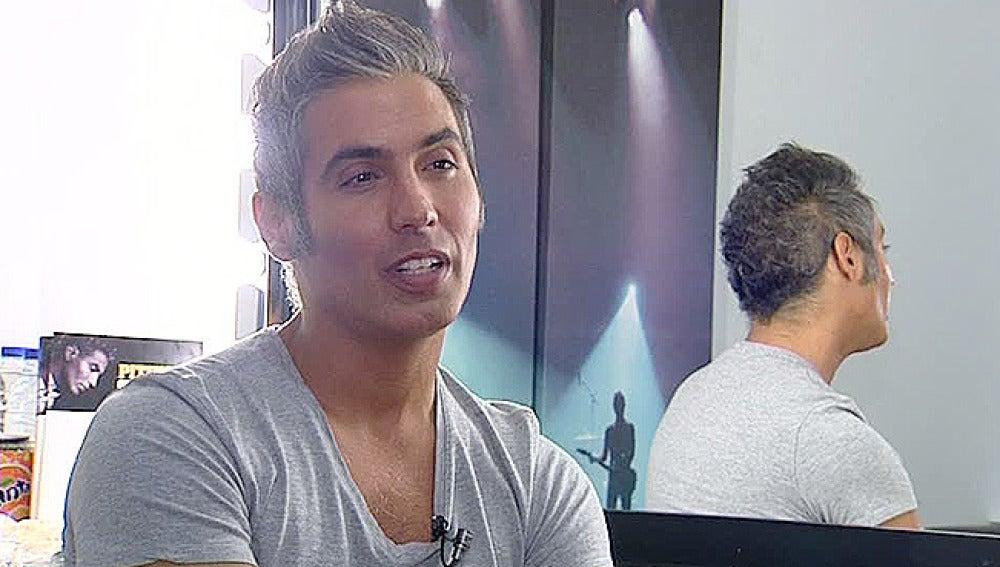 Pitingo entrevistado por Antena 3