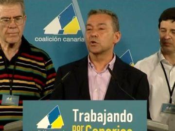 Los nacionalistas ganan en Tfe.,La Palma, Lanzarote y Fuerteventura