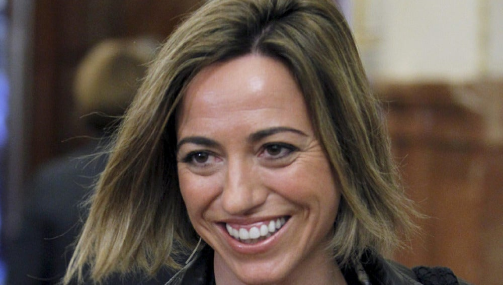 Carme Chacón no desvela su candidatura