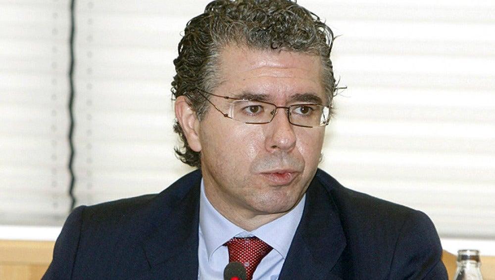 Francisco Granados, antiguo Consejero de Justicia e Interior de la Comunidad de Madrid