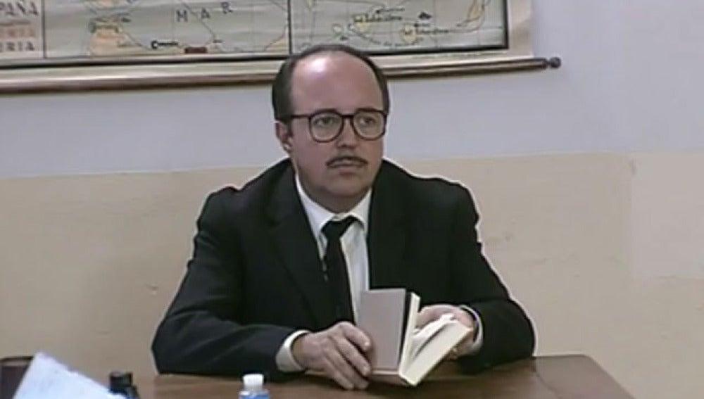 José Carlos Carmona, en 'Curso del 63'