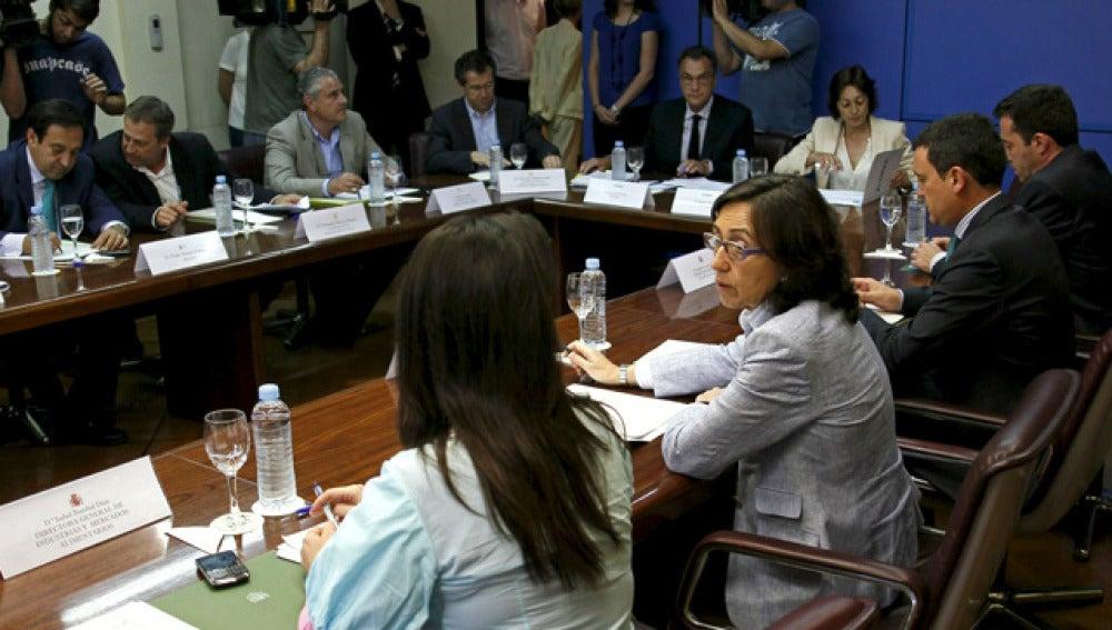 España pide que se acelere la investigación de los pepinos