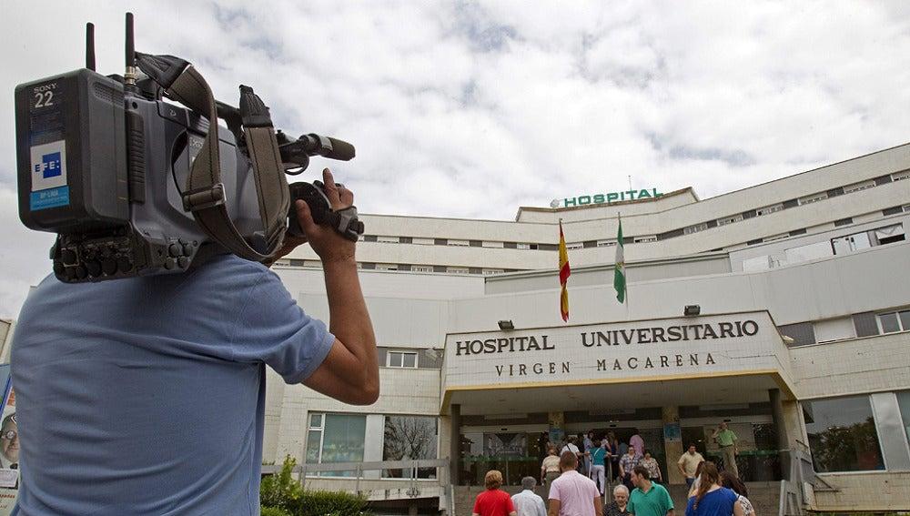 Ortega Cano sigue hospitalizado grave