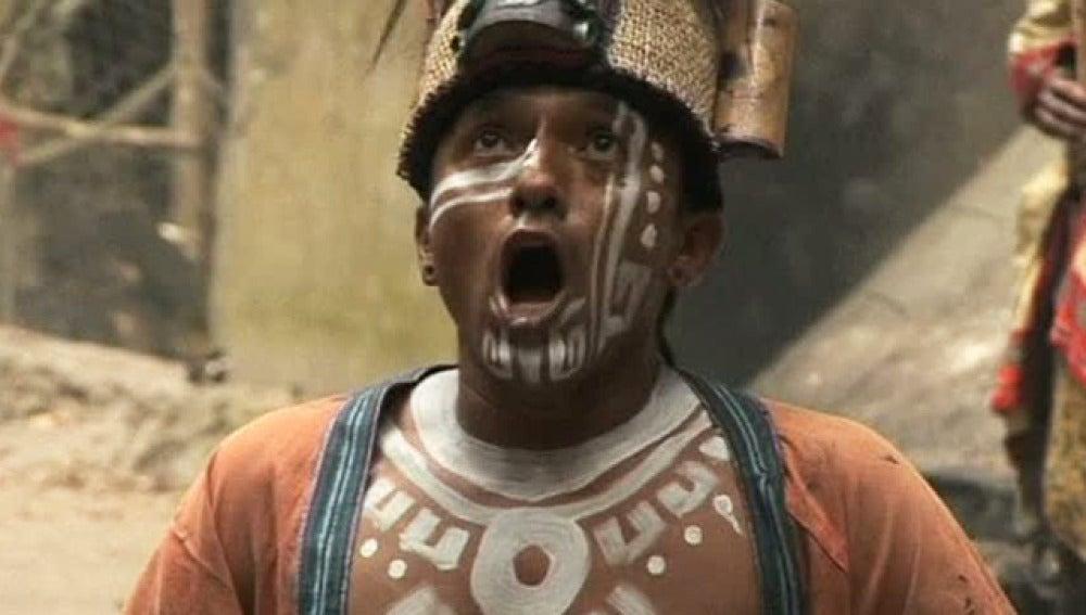 El fin del mundo de los mayas