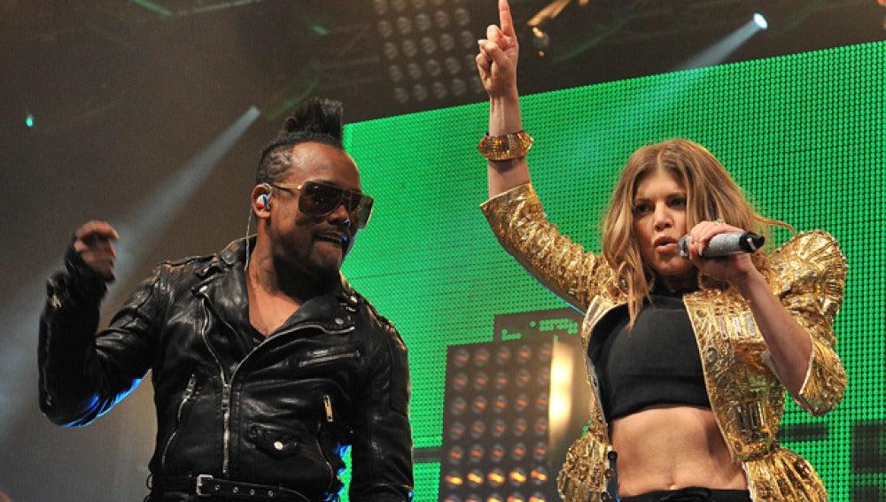 Black Eyed Peas llenará el Vicente Calderón el próximo 14 de julio