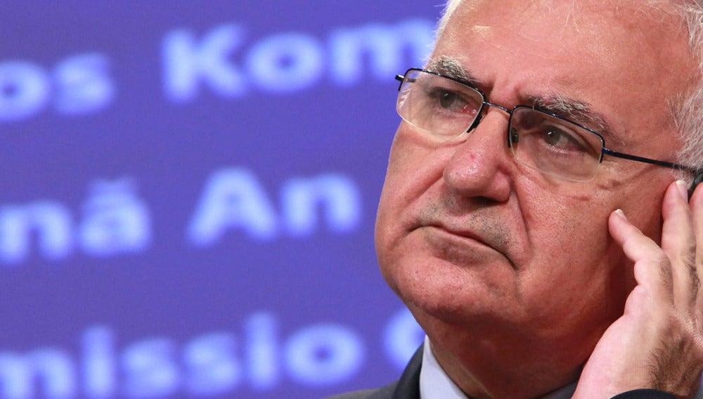 John Dalli, Comisario Europeo de Salud