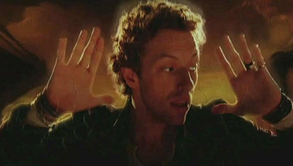 Chris Martin, líder de Coldplay