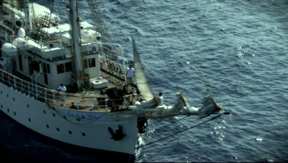 El Barco, rumbo a lo desconocido