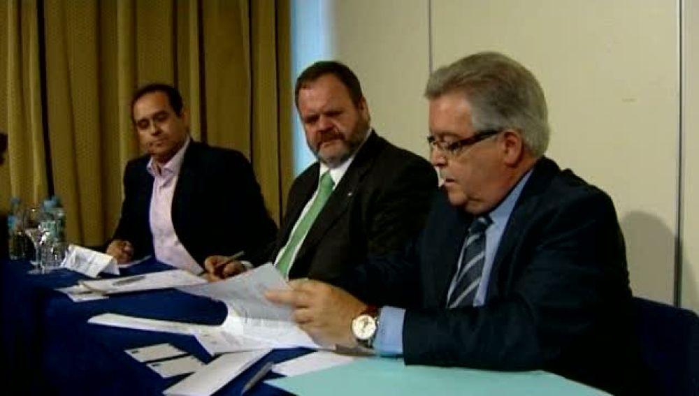 Ya hay pacto CC-PP en el Cabildo de Gran Canaria
