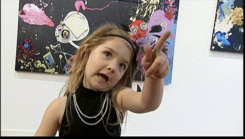 Aaelita Andre, niña prodigio