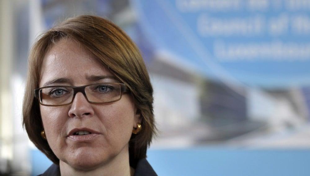 La secretaria de estado de Sanidad alemana