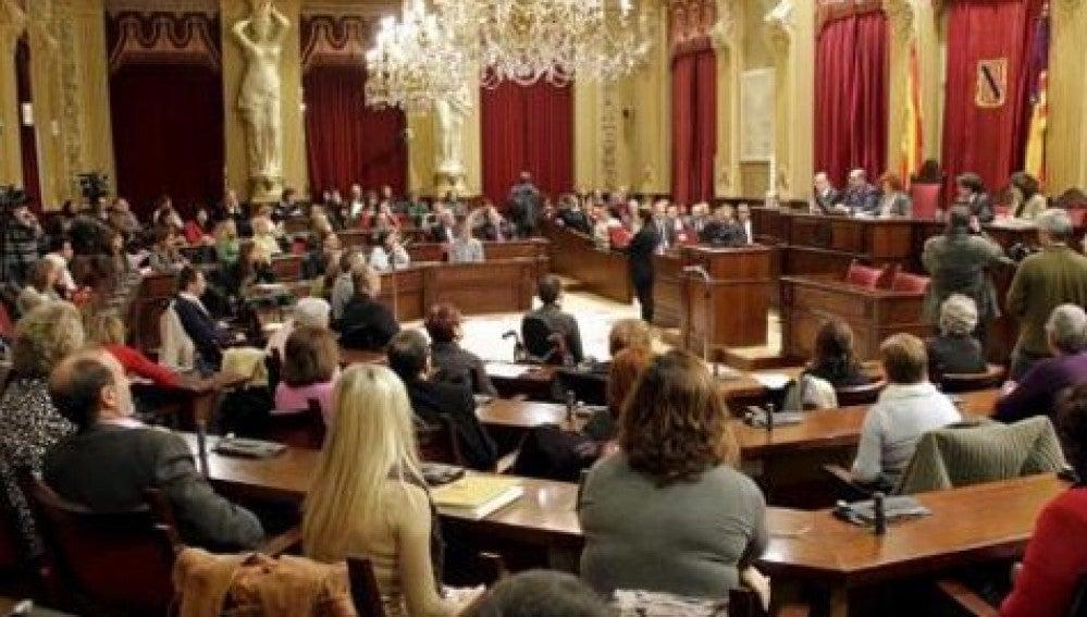 Parlamento de las Islas Baleares