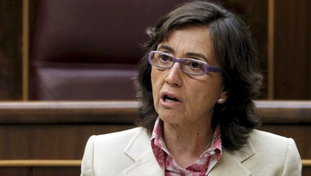 Rosa Aguilar, ministra de Medio Ambiente, Rural y Marino