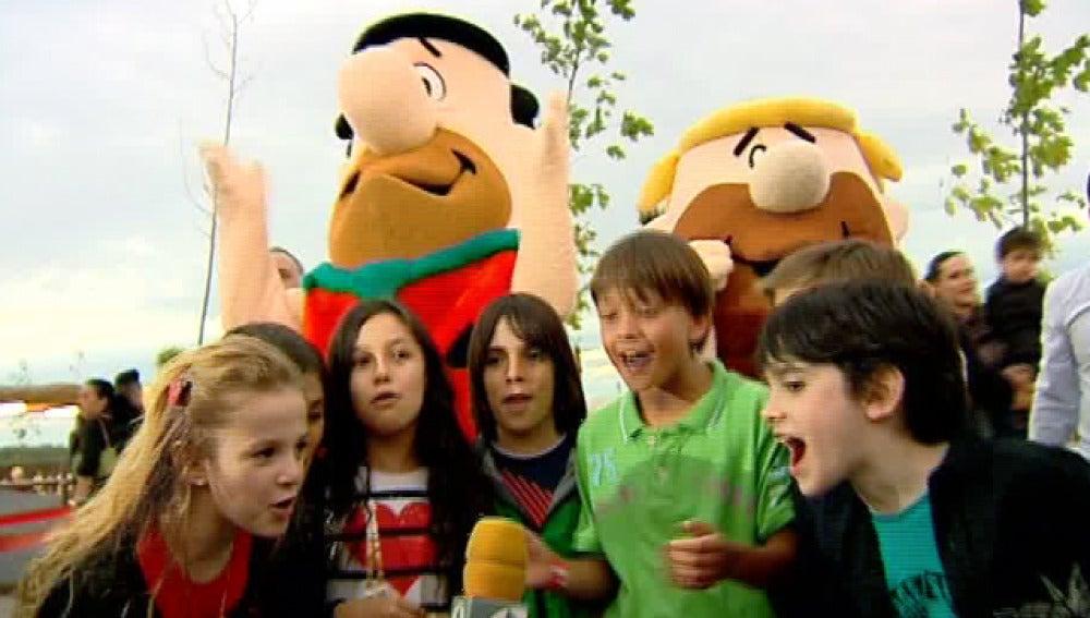 El Parque Warner amplía su sección del Cartoon Village