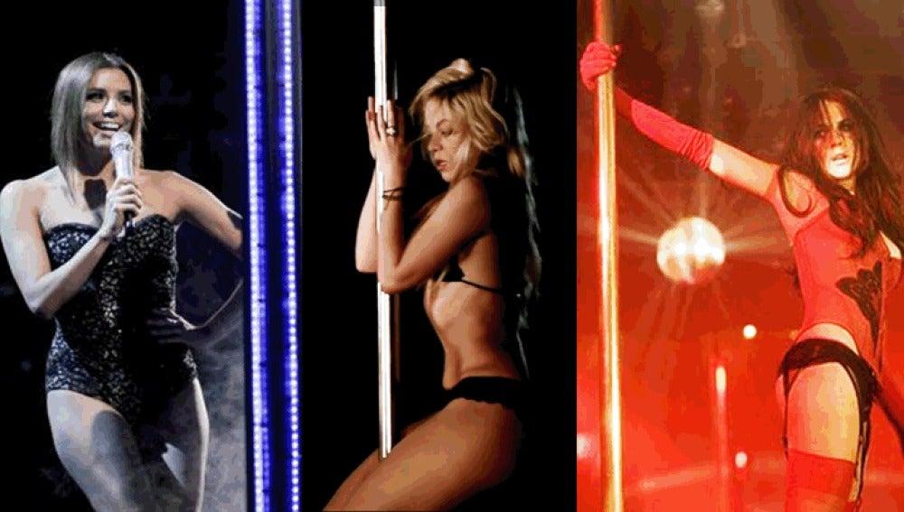 Shakira se apunta a la moda de la barra americana