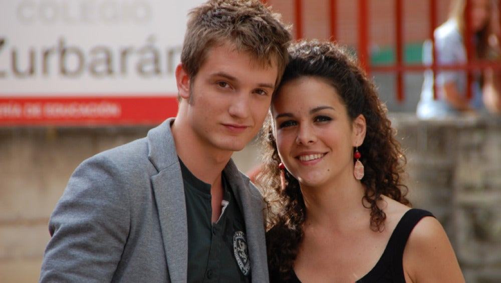 Álex Batllori y Sandra Blázquez