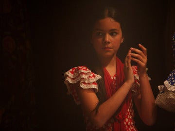 Pilar Bogardo interpreta a Julia de joven