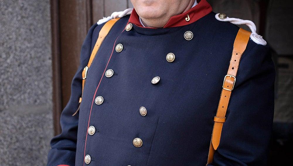 Mariano Llorente es El Capitán Roncero
